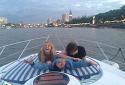 River Thames Boat Cruise London