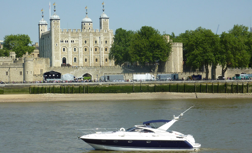 Private Cruiser Hire London